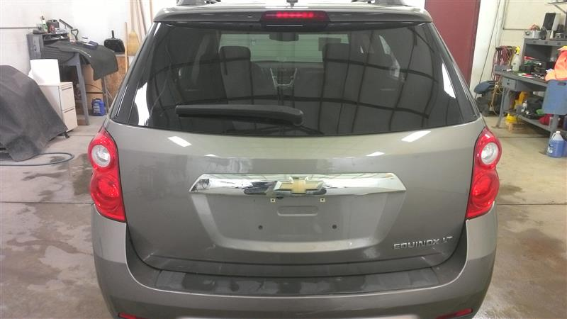 2010 EQUINOX Decklid or Tailgate rear view camera (opt UVC)