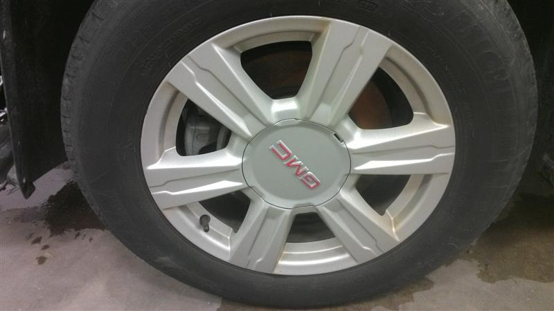 2016 TERRAIN Wheel 17x7 (opt RTN)