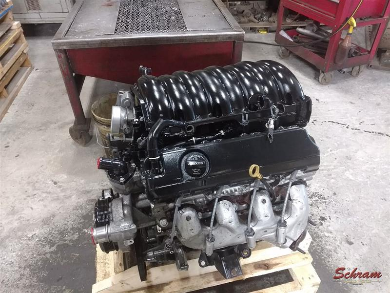 2014 YUKON XL 1500 Engine Assembly 5.3L (VIN C, 8th digit, opt L83)