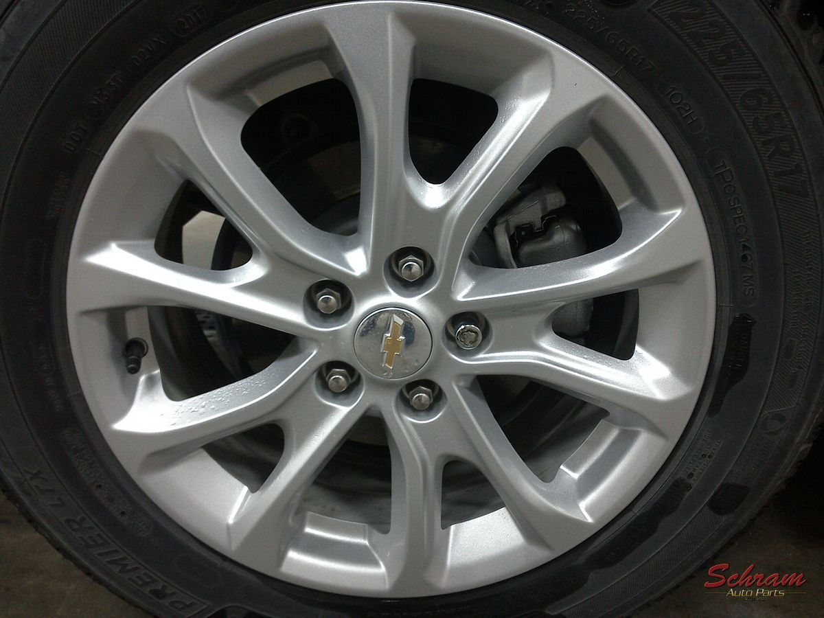 2018 EQUINOX Wheel 17x7 ( opt RSB )