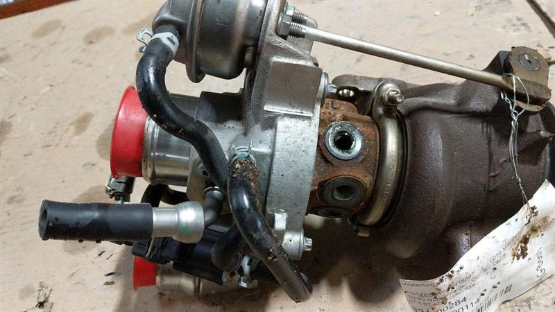 2016 MALIBU Turbocharger or Supercharger 1.5L