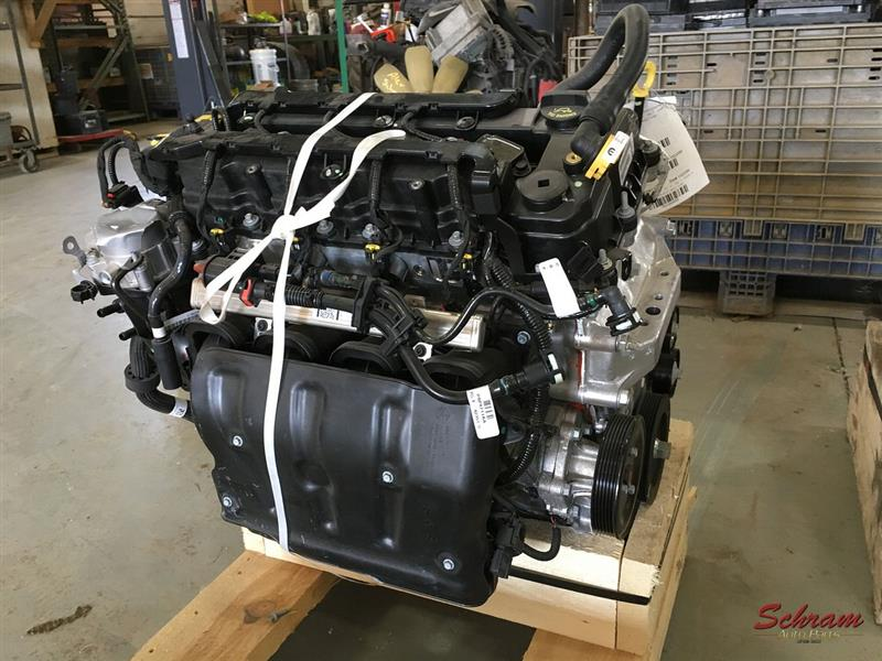 2019 COMPASS Engine Assembly engine ID EDE ( PZEV )