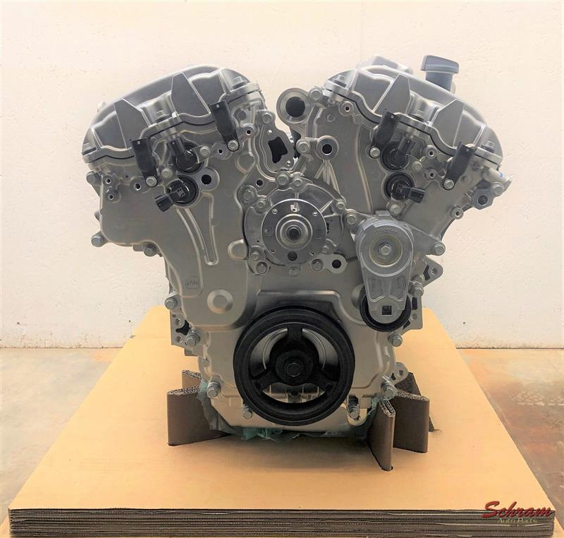 2011 SRX Engine Assembly 2.8L (VIN 6, 8th digit, opt LAU)